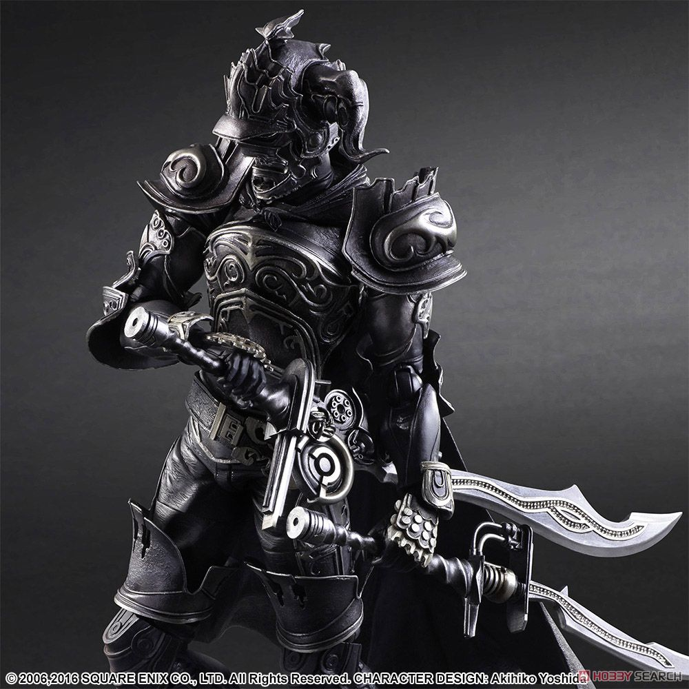Final Fantasy XII Play Arts Kai Gabranth (PVC Figure) Item picture6