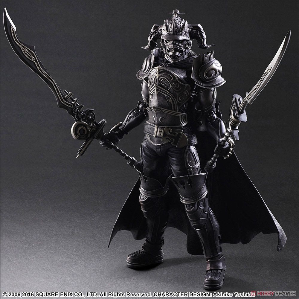 Final Fantasy XII Play Arts Kai Gabranth (PVC Figure) Item picture7