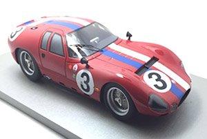 マセラティ ティーポ 150/3 1963 ランス12時間 #3 (ミニカー)