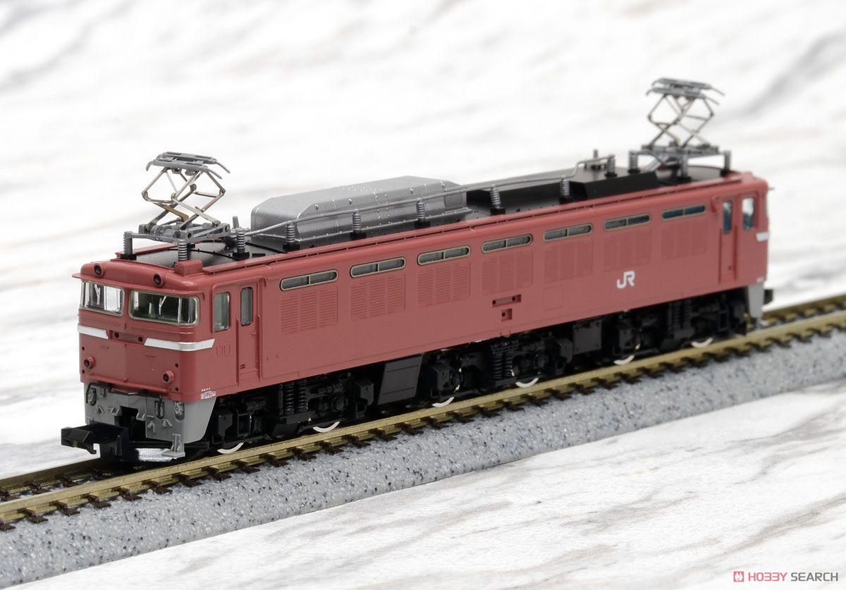 JR EF81形 電気機関車 (長岡運転所・ローズ・ひさし付)