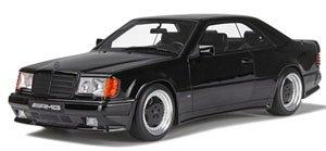 メルセデス ベンツ C124 AMG ハンマー (ブラック) (ミニカー)