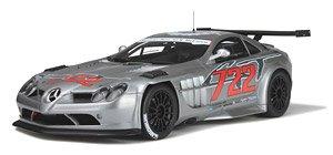 メルセデス ベンツ SLR マクラーレン 722 GT (シルバー) (ミニカー)