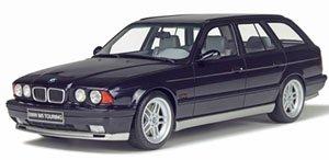 BMW M5 ツーリング (E34) (ブラック) (ミニカー)