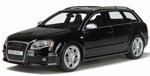 アウディ RS4 アバント (B7) (ブラック) (ミニカー)