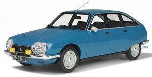 シトロエン GS X2 (ブルー) (ミニカー)