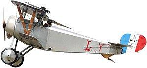 ニューポール Ni.21 複葉戦闘機・フランス軍・限定生産 (プラモデル)
