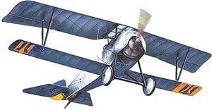 ニューポール Ni.21 複葉戦闘機・ウクライナ軍・限定生産 (プラモデル)