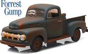 Forrest Gump (1994) - 1951 Ford F-1 Truck `Run, Forrest, Run!` (ミニカー)