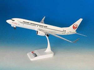 1/130 JAPAN TRANSOCEAN AIR 737-800W (完成品)