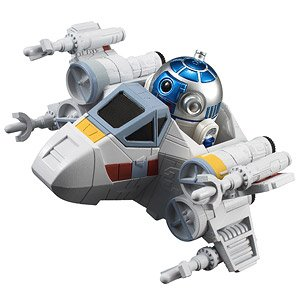 STAR WARS CONVERGE VEHICLE X-wing (食玩)