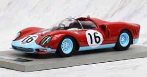 フェラーリ 365 P2 ル・マン 1966 マラネロ・コンセッショネアーズチーム # 16 Driver R.Attwood/ D.Piper (ミニカー)