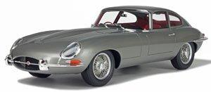 ジャガー Eタイプ シリーズ 1 (シルバーグレー) (ミニカー)