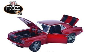 M2 Machines 1:24 scale Release 52B - 1969 Chevrolet Camaro RS - FOOSE Special Edition (ミニカー)