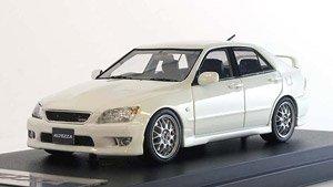 トヨタ アルテッツァ RS 200(カスタムバージョン) スーパーホワイトII (ミニカー)