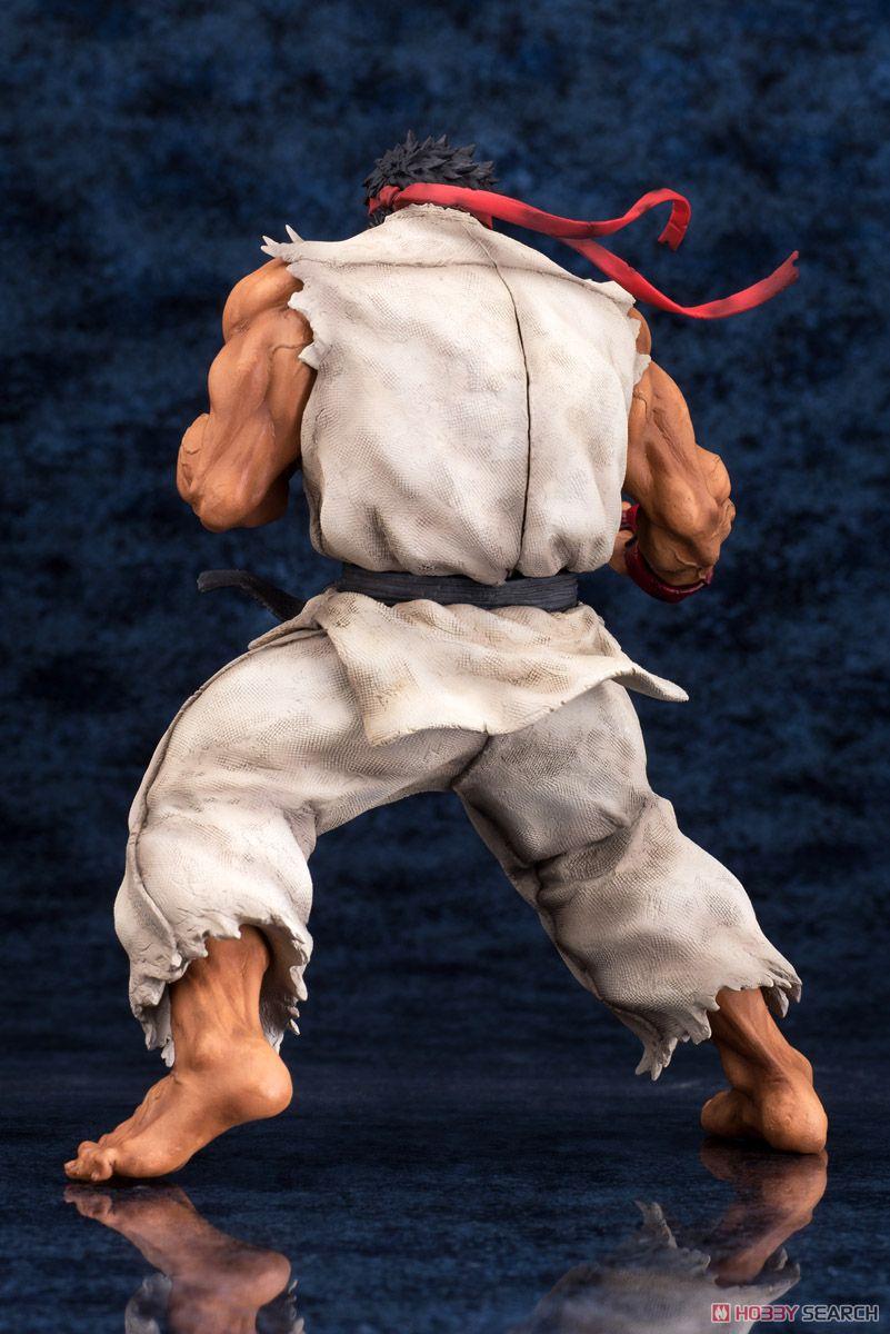 STREET FIGHTER III 3rd STRIKE Fighters Legendary リュウ (フィギュア)