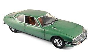 シトロエン SM 1971 グリーン メタリック (ミニカー)
