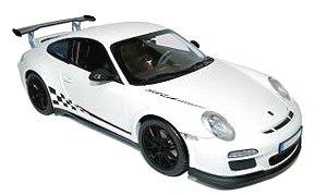 ポルシェ 911 GT3 RS 2010 ホワイト & ブラック トリム (ミニカー)