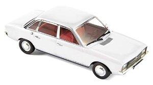 フォルクスワーゲン K70 1970 ホワイト (ミニカー)