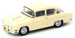 ツンダー 1500 ポルシェ 1960 アイボリー (ミニカー)