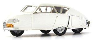 ゴードン ダイヤモンド 1949 ホワイト (ミニカー)