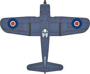 Vought コルセア III 718 Sqn.FAA Ballyhalbert NI 1945 (完成品)