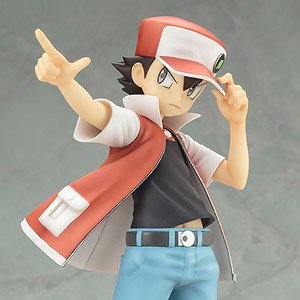 Artfx J Red with Pikachu (PVC Figure)