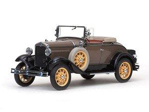 フォード モデル A ロードスター 1931 ストーン ブラウン (ミニカー)