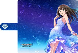 The Idolm@ster Cinderella Girls Notebook Type Smart Phone Case iPhone6+ Rin Shibuya (Anime Toy)