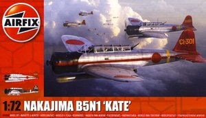 九七式艦上攻撃機一一型 B5N1 (プラモデル)
