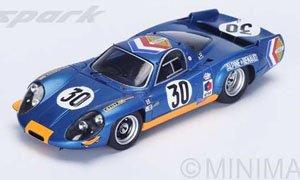Alpine A 220 No.30 Le Mans 1969 H.Grandsire - J.-C.Andruet (ミニカー)