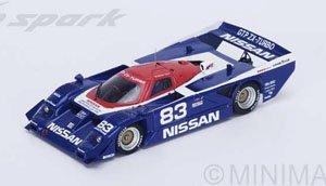 Nissan GTP ZX-T No.83 Winner 12h Sebring 1990 D.Daly - B.Earl (ミニカー)