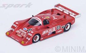 Nissan R88 S No.85 Le Mans 1988 M.Trolle - D.Ongais - T.Suzuki (ミニカー)