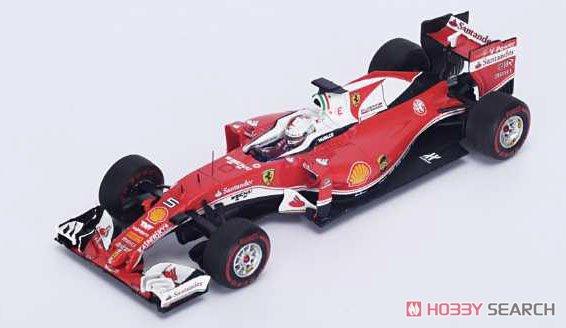 Ferrari SF16-H No.5 3rd Australian GP 2016 Sebastian Vettel (ミニカー)