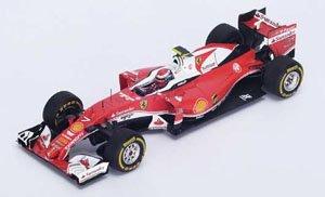 Ferrari SF16-H No.7 2nd Bahrain GP 2016 Kimi Raikkonen (ミニカー)