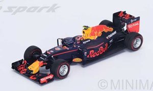 Red Bull TAG Heuer RB12 No.26 3rd Chinese GP 2016 Daniil Kvyat (ミニカー)