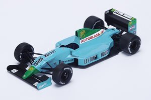 March Leyton House CG901 No.15 French GP 1990 Mauricio Gugelmin (ミニカー)