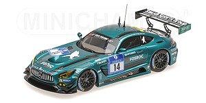 メルセデスベンツ AMG GT3 AL FAISAL / GERWING / DONTJE / HUFF 24H ニュルブルクリング 2016 (ミニカー)