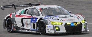 アウディ R8 LMS `AUDI RACE EXPERIENCE` BOLLRATH / OHLSSON / HACKLANDER / OEVERHAUS 24H ニュルブルクリング (ミニカー)