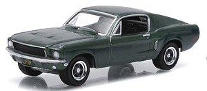 Bullitt (1968) - 1968 Ford Mustang GT Fastback (ミニカー)