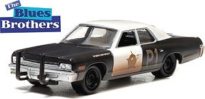 Blues Brothers (1980) - 1974 Dodge Monaco (ミニカー)