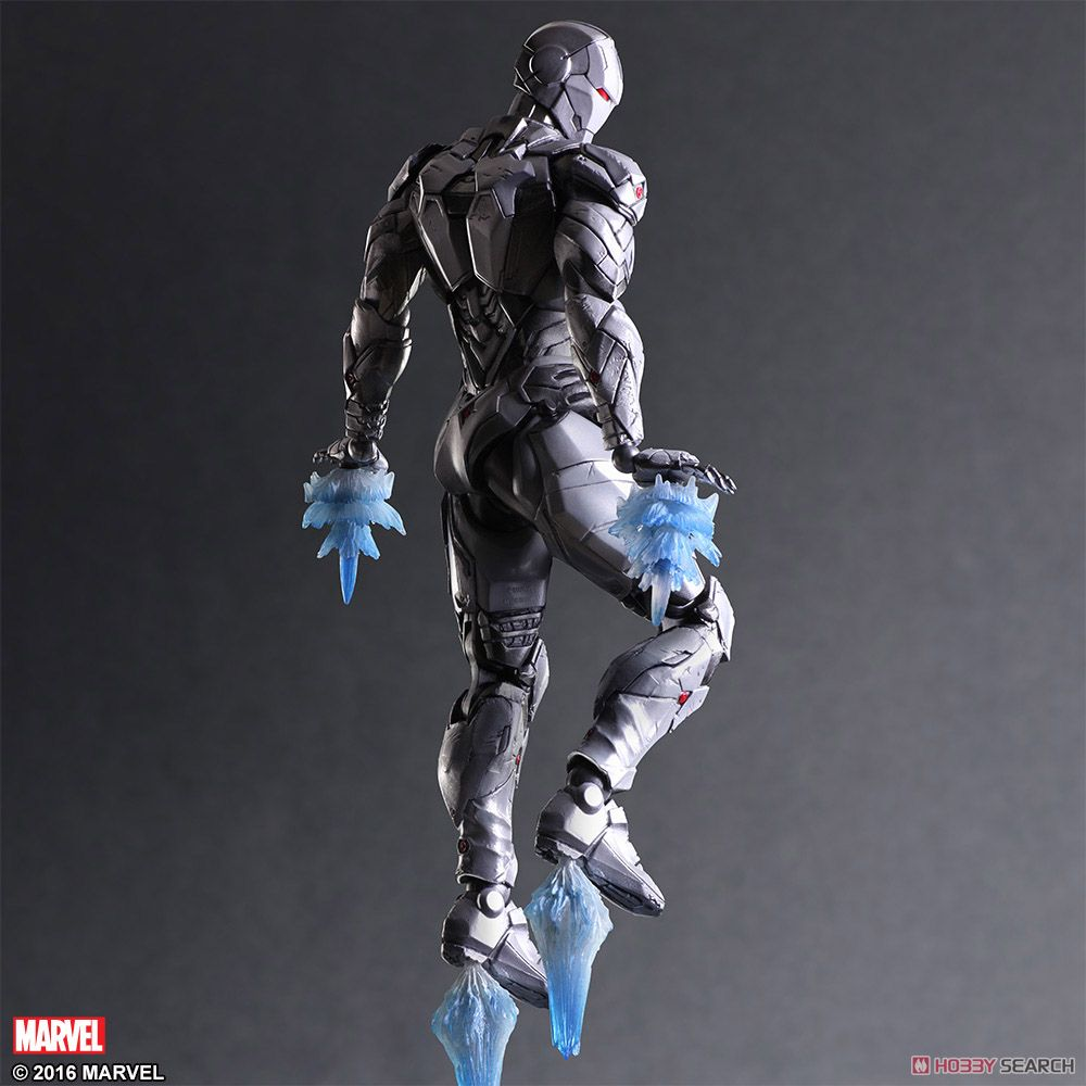 MARVEL UNIVERSE VARIANT PLAY ARTS改 アイアンマン LIMITED COLOR VER. (フィギュア)