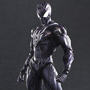 MARVEL UNIVERSE VARIANT PLAY ARTS改 スパイダーマン LIMITED COLOR VER. (フィギュア)