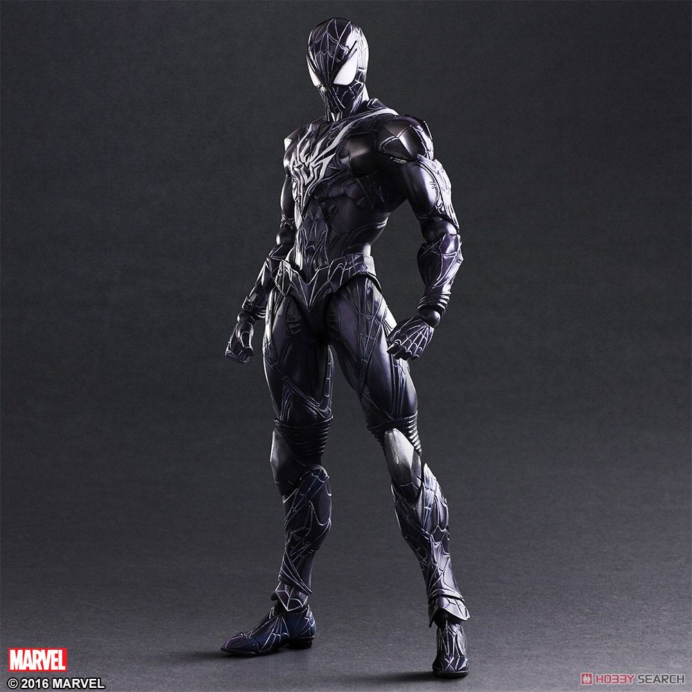 MARVEL UNIVERSE VARIANT PLAY ARTS改 スパイダーマン LIMITED COLOR VER. (フィギュア)
