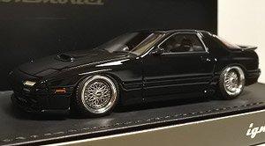 Mazda Savanna RX-7 (FC3S) Black (ミニカー)