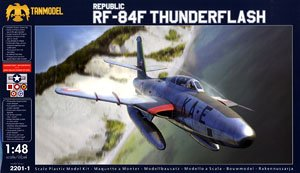 Republic RF-84F Thunderflash (Plastic model)
