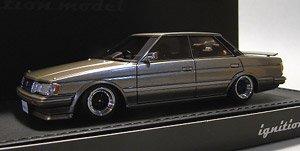 Toyota MarkII Grande(GX71) Brown (ミニカー)