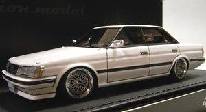 Toyota MarkII Grande(GX71) White (ミニカー)
