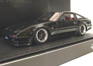 Nissan Fairlady Z (Z31) Black (ミニカー)
