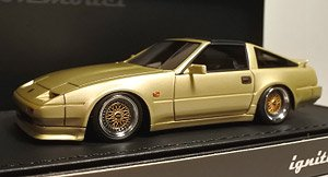 Nissan Fairlady Z Z31 Gold Hobbysearch Diecast Car Store