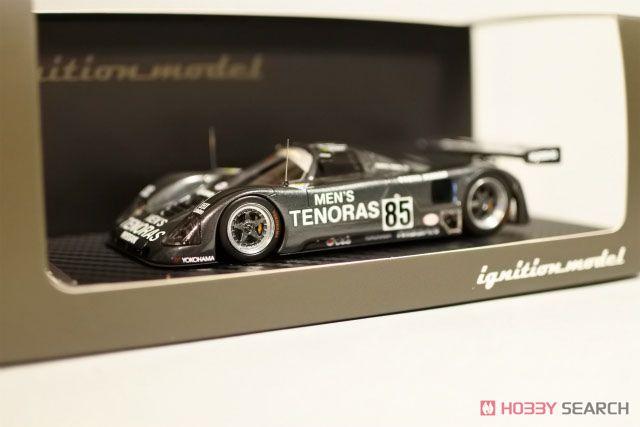 TENORAS Nissan R89C (#85) 1990 Le Mans (ミニカー)